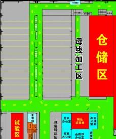 平面图 黄华集团