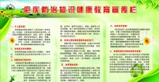 疟疾?#20048;?#20581;康教育宣传栏