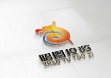logo  贴图 模版
