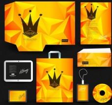 VI设计 光盘 包装袋