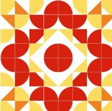 几何花纹图案