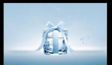 晶莹冰块礼盒