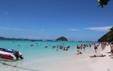 普吉岛海边