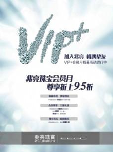 VIP会员海报