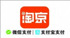 淘京logo