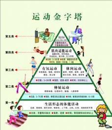 运动金字塔