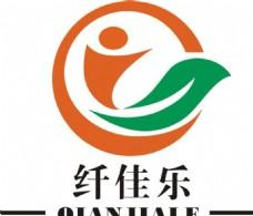 纤佳乐logo
