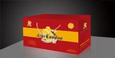 蜂蜜包装箱