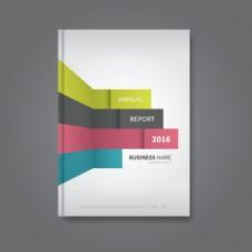 创意画册封面模板图片[