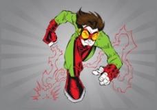 超级英雄漫画