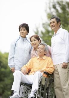 幸福家庭生活写真照图片