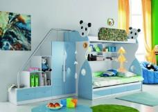 儿童套房家具