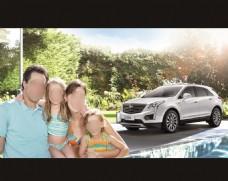 凯迪拉克汽车广告度假篇
