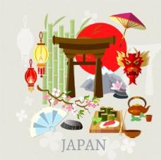 扁平化日本