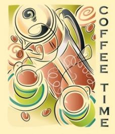 喝咖啡的时间